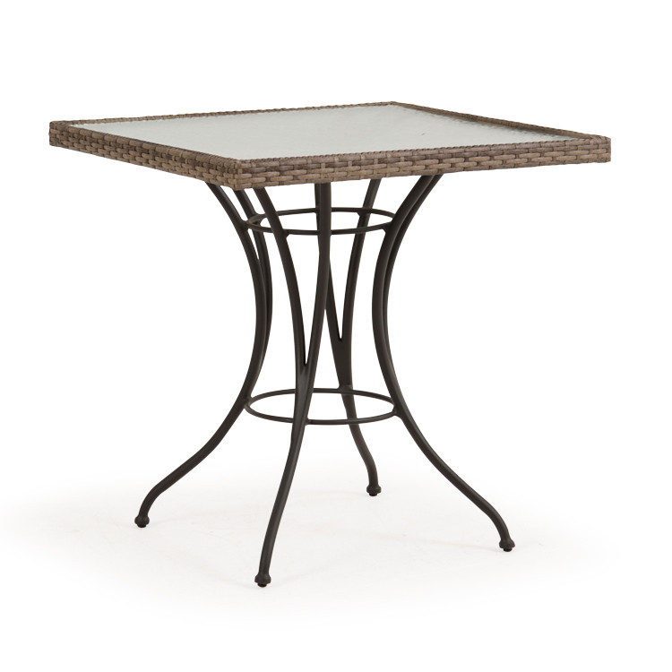 "621828DT 28"" Square Bistro Dining Table"