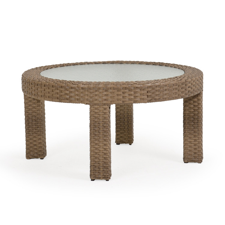 "6327G 40"" Round Cocktail Table"