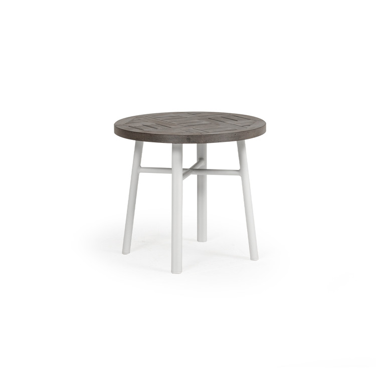 "031820 20"" Round Tea Table with PoliSoul™ Top"