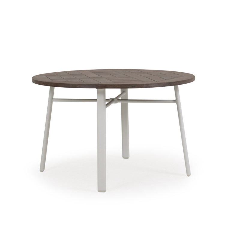 "031850 48"" Round Dining Base with PoliSoul™ Top"