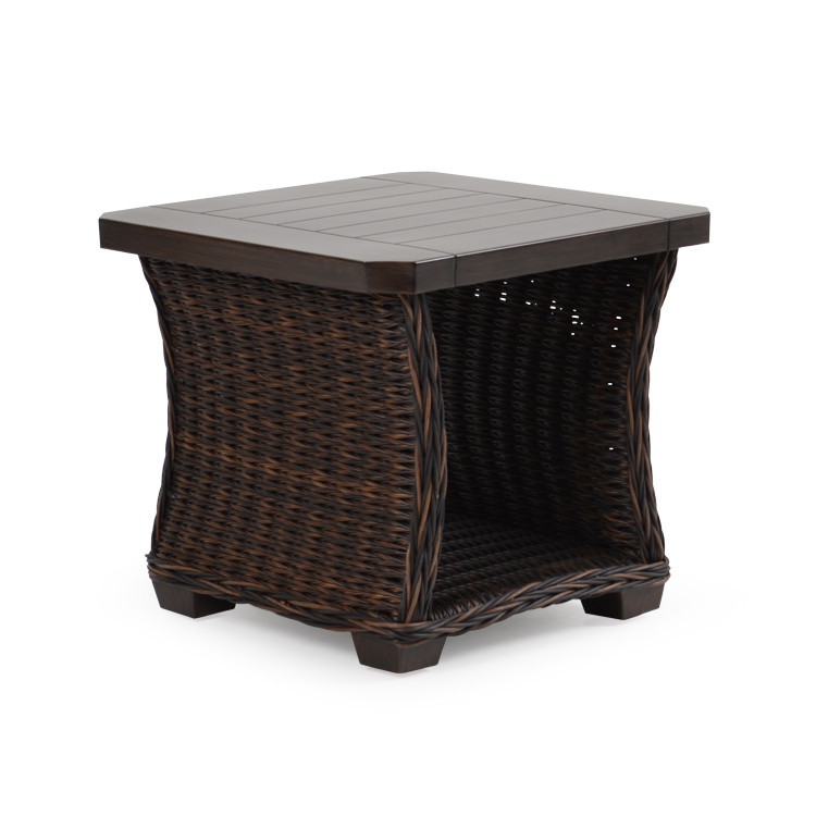 "4320 23.25"" Square End Table"