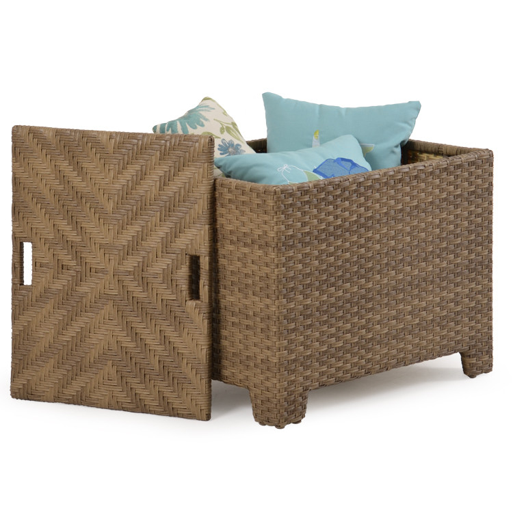 """6320 23.5"""" x 28.5"""" Storage End Table"""
