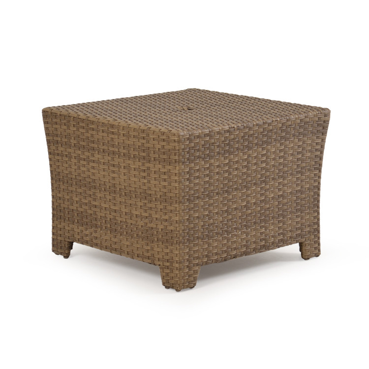 6321 Wedge Umbrella End Table