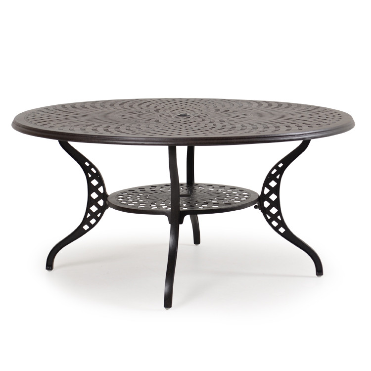 "7160DT 60"" Round Dining Table"