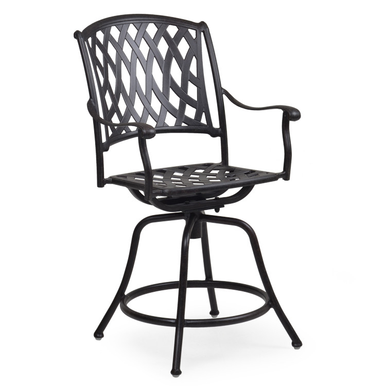 7144 Swivel Counter Stool