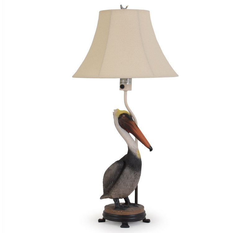 OUT-621TL Pelican Outdoor Table Lamp