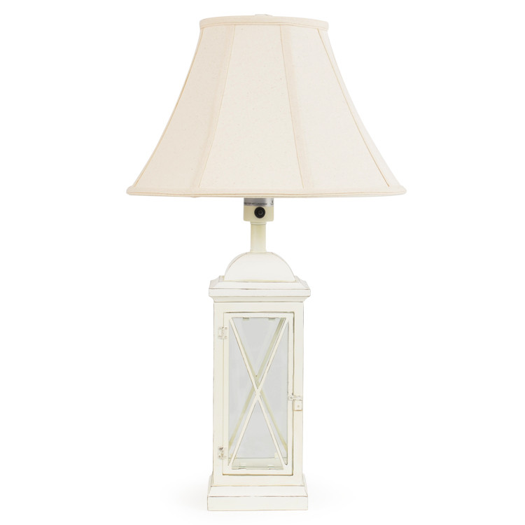 OUT-671TL Window Pane Table Lamp