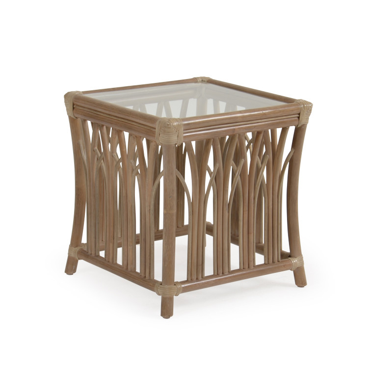 "8820 20"" x 20"" Square End Table"
