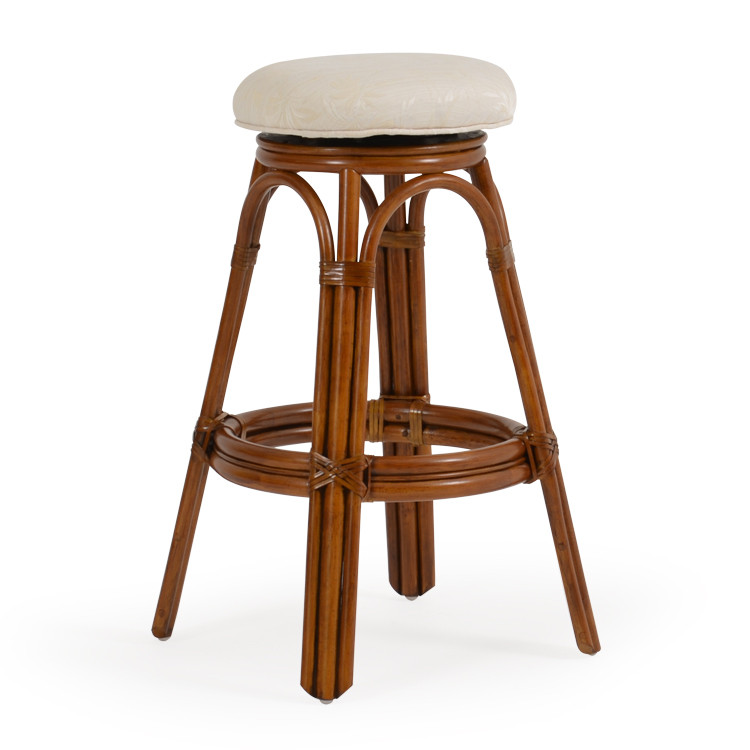 45 Backless Swivel Bar Stool