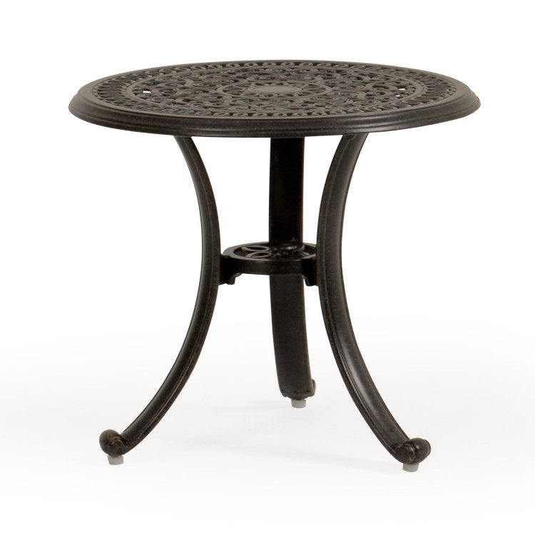 "721720ET 20"" Round Tea Table"