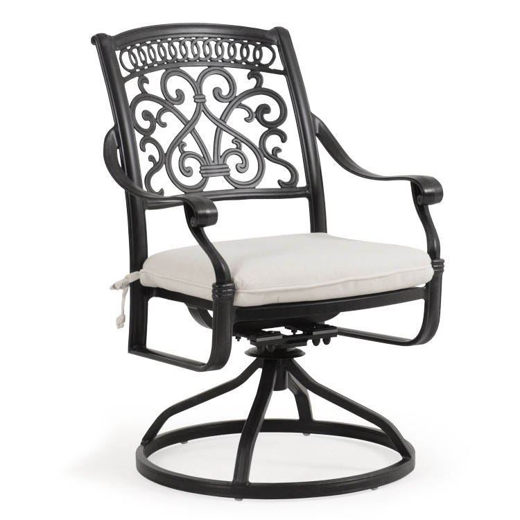 721731 Dining Swivel Tilt Chair
