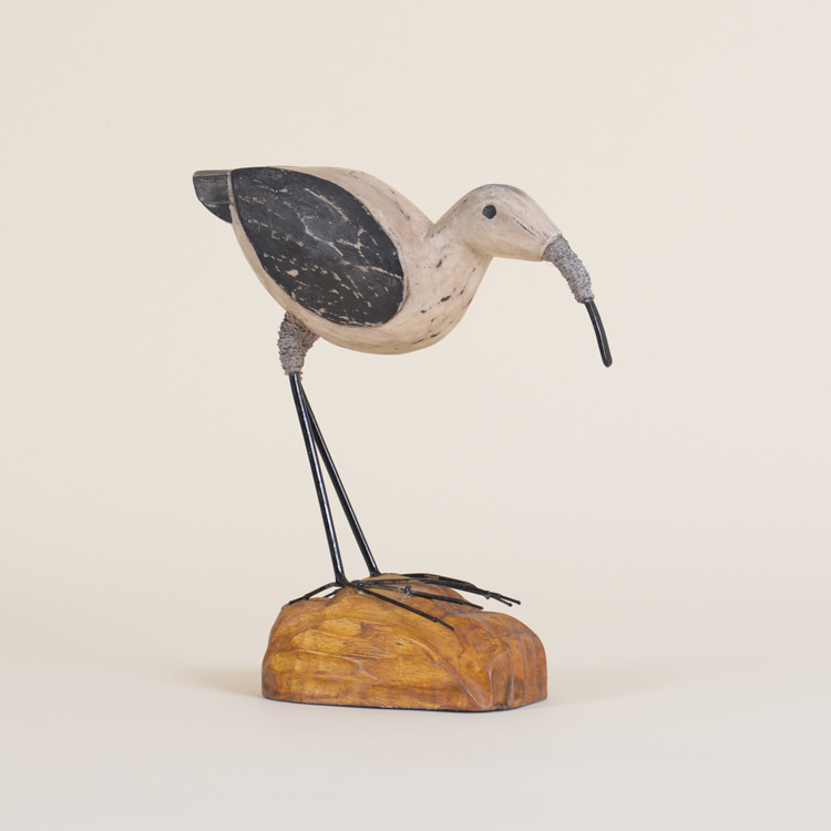 04-53 Wood & Metal Sandpiper