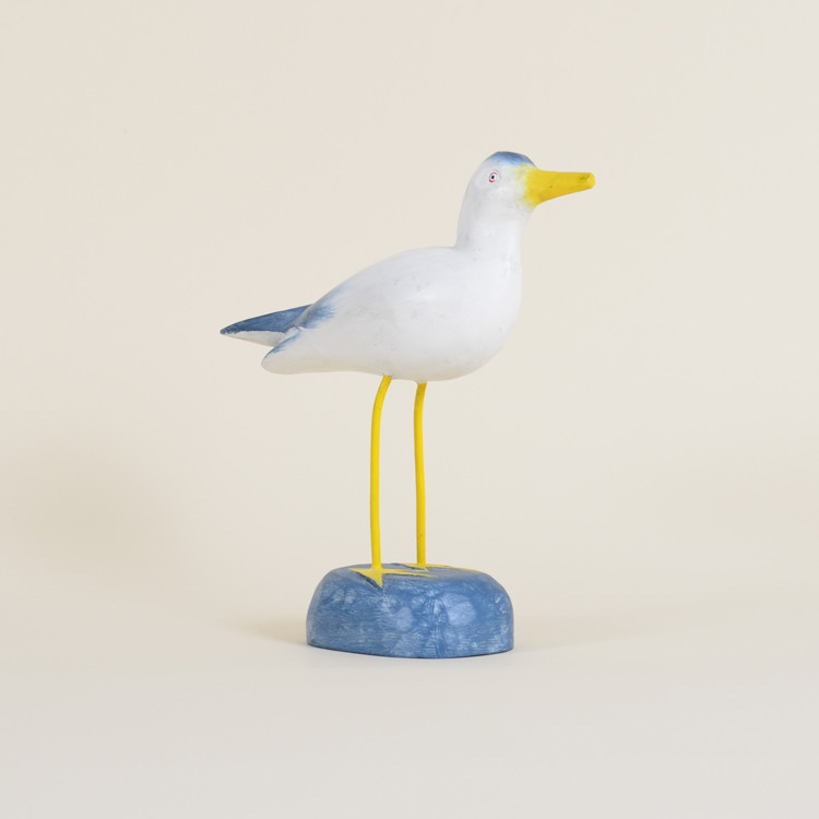 04-52A Wooden Seagull