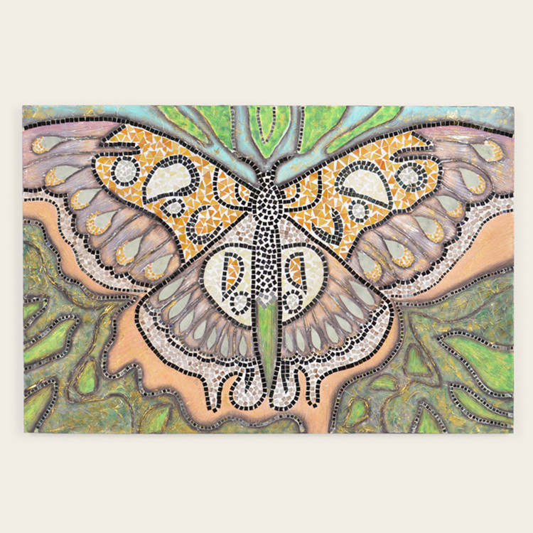 16-001 Mosaic Butterfly