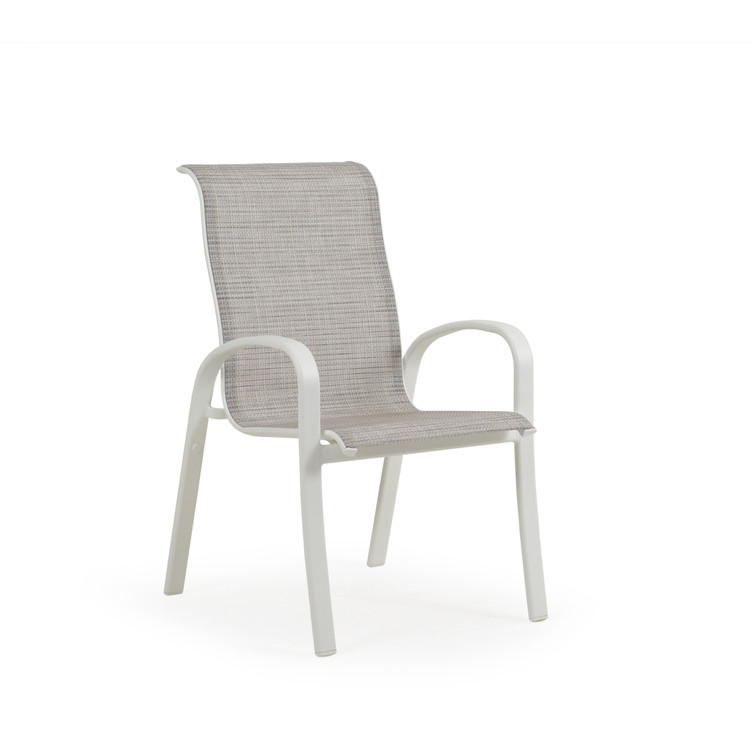 031830 Sling Arm Dining Chair