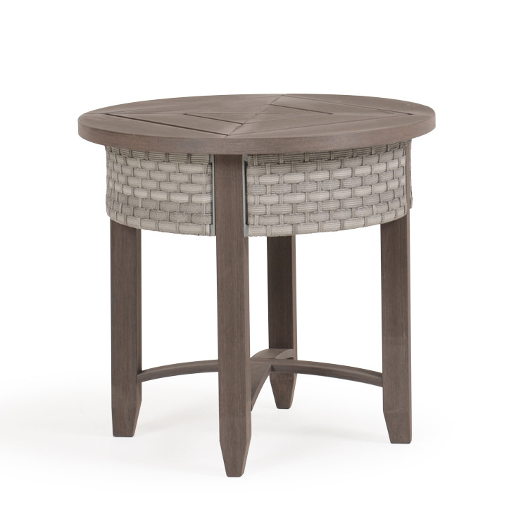 "641820 25.5"" Round End Table"