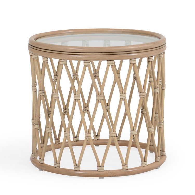 """871820 24"""" Round End Table"""