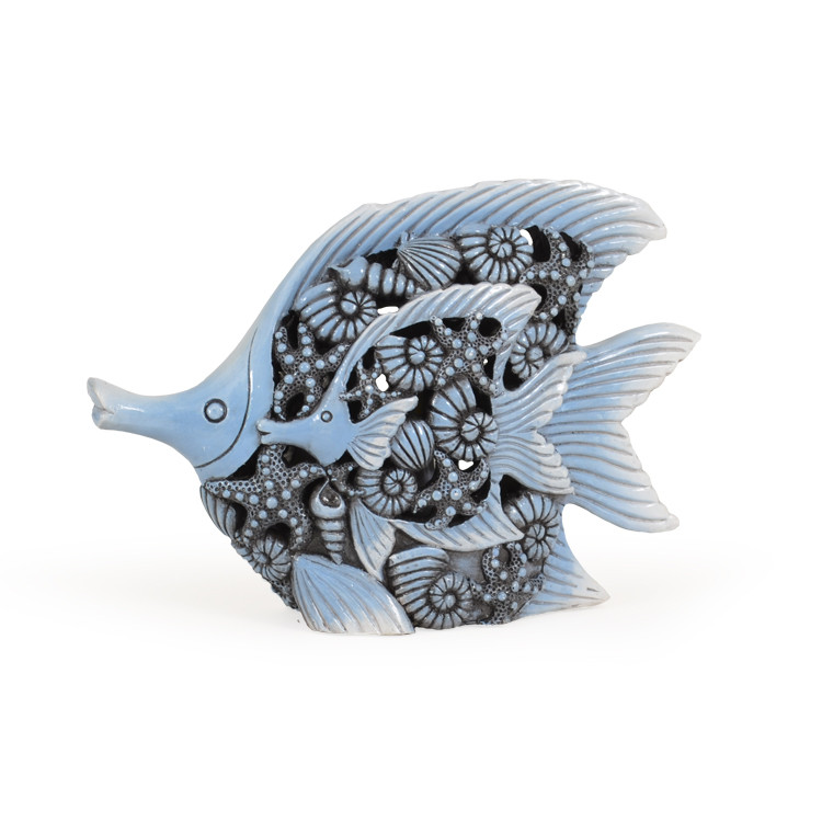 941NL,BLU Decorative Fish Nightlight
