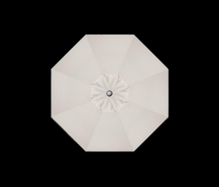 Vanilla Polyester - Anthracite Pole