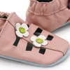 Sandals Pink White Flower up to 4 Years