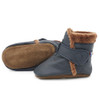 Booties Dark Blue up to 4 Years Old
