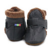 Booties Black up to 4 Years Old