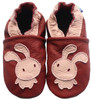 Pink Bunny Dark Red up to 6 Years