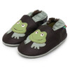 Frog Dark Brown S up to 4 Years Old