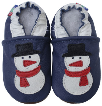 Snowman Dark Blue up to 6 Years