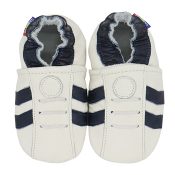 Sports Dark Blue Stripe White up to 4 Years