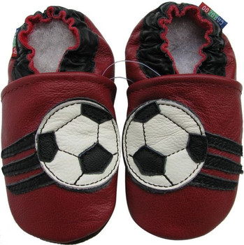 Soccer Dark Red C2 up to 6 Years