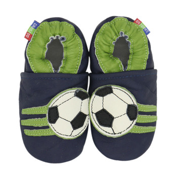 Soccer Dark Blue up to 8 Years Old