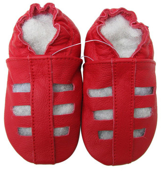 Sandals Red up to 4 Years