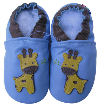 Little Giraffe Light Blue up to 6 Years Old