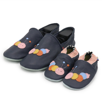 Caterpillar Dark Blue Parent-Child matching shoes/ slippers