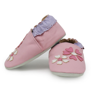 Heart Petal Flowers Pink S up to 4 Years Old