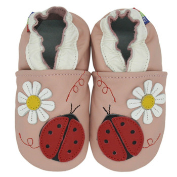 ladybug flower pink outdoor up to 4 Years