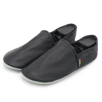 Solid  Black Women Slippers