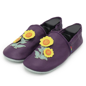 Sunflower purple  Women Slippers