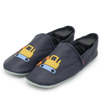 Excavator Dark blue  Women Slippers