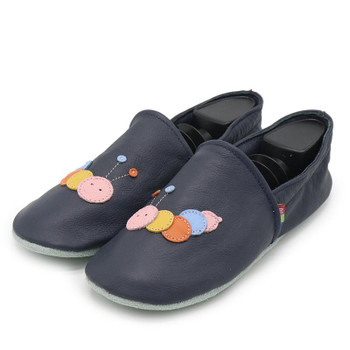 Caterpillar dark blue  Women Slippers