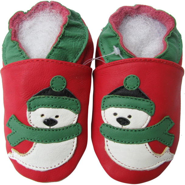 Christmas Seal Red S up to 24 Months