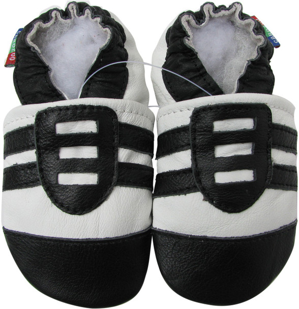 Sports Black White up to 4 Years