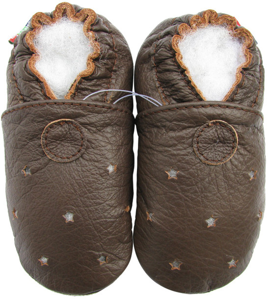 Sandals Star Brown up to 4 Years