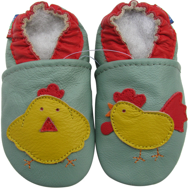 Rooster Hen Green up to 4 Years