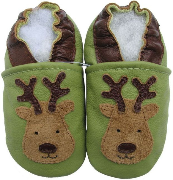 Reindeer Green up to 6 Years Old