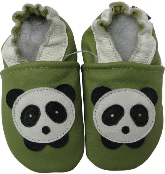 Panda Green up to 6 Years Old