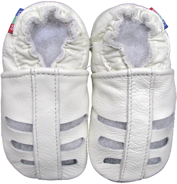 Sandals White up to 6 Years Old