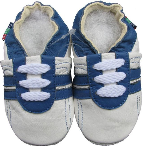 Sports Blue White S1 up to 4 Years Old