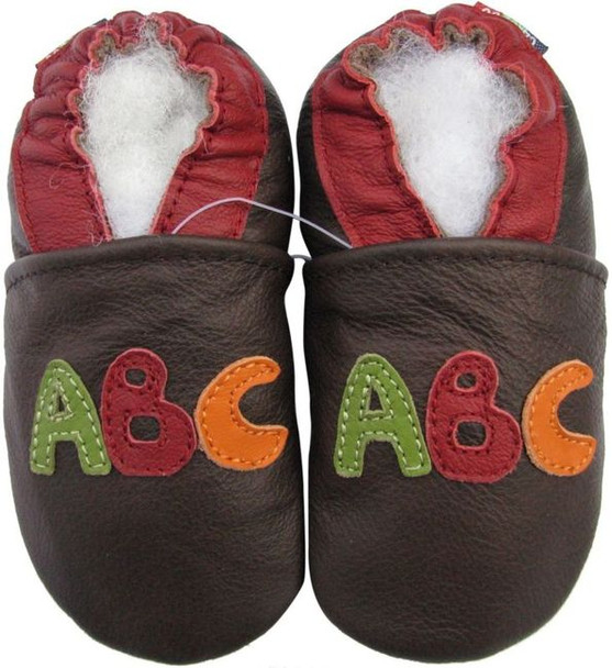 ABC Dark Brown up to 8 Years Old